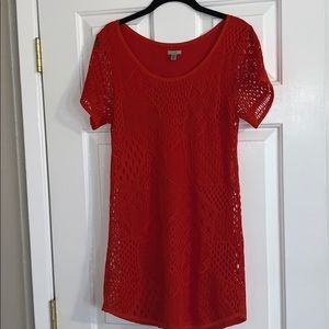Ecote - Red Dress - Size Small